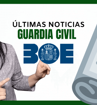 noticias boe guardia civil