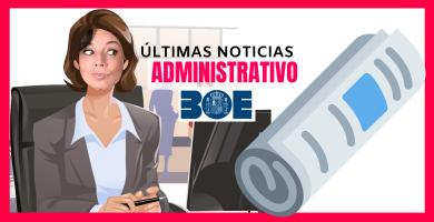 auxiliar administrativo estado foro
