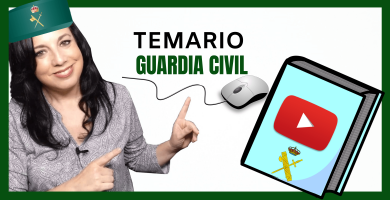temario guardia civil en video