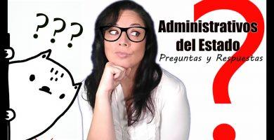 oposiciones auxiliar administrativo o administrativo