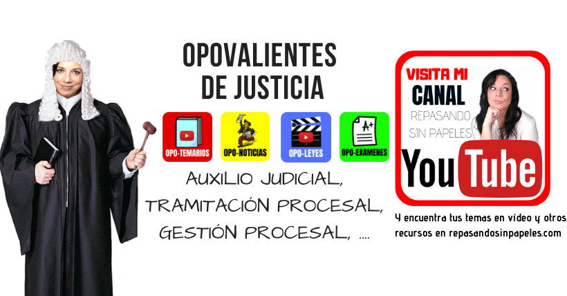 grupo oposiciones justicia en facebook