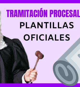 respuestas examen tramitacion procesal 2019