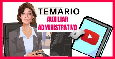 opositora auxiliar administrativo del estado
