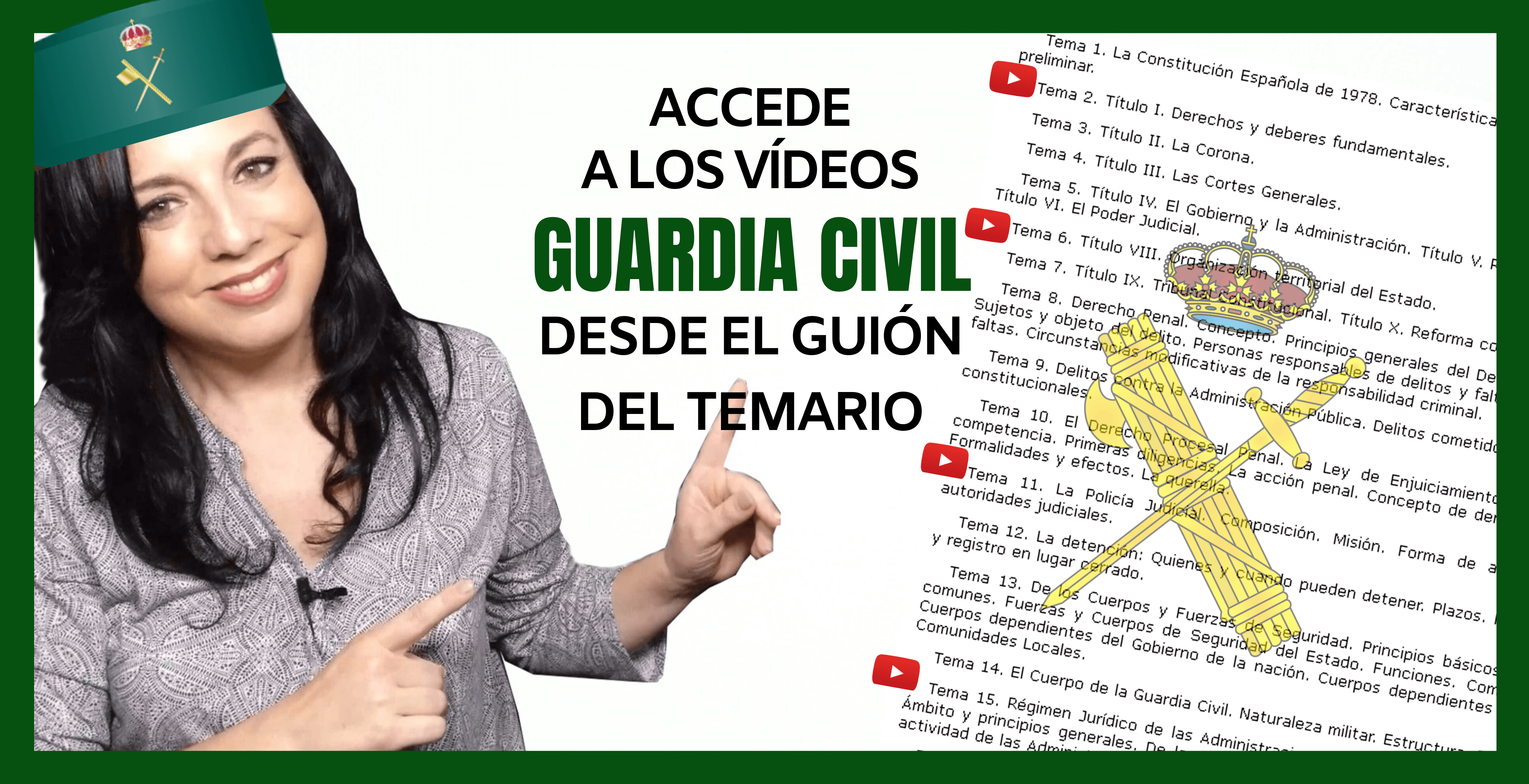 programa guardia civil teorico
