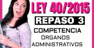 LEY 40/2015 administrativa