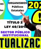 actualizacion ley 40/2015
