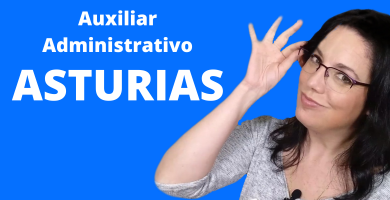 oposiciones auxiliar administrativo asturias