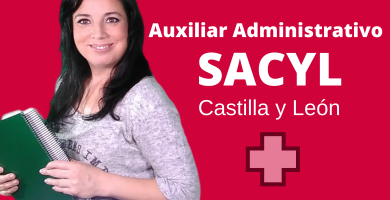 oposiciones auxiliar administrativo SACYL