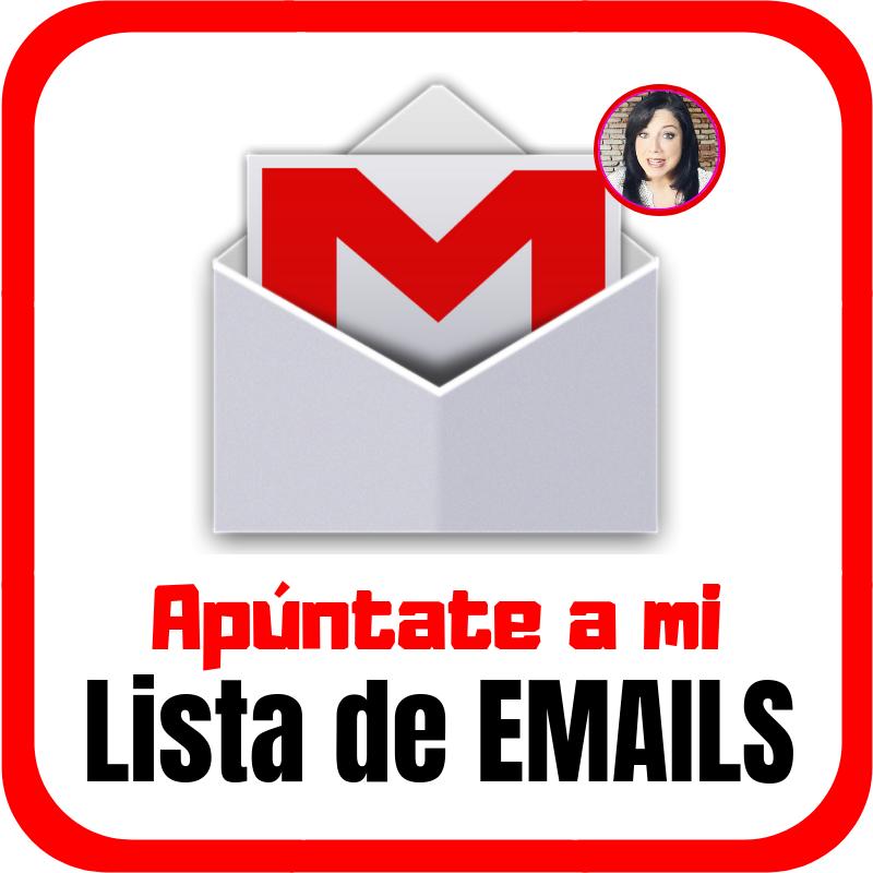 apuntarme a la lista de emails de repasando sin papeles oposiciones