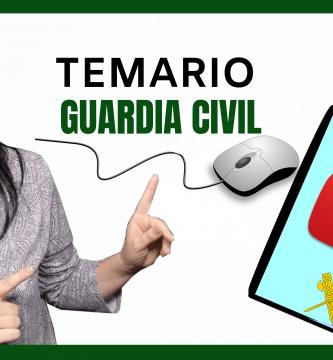 temario guardia civil en video