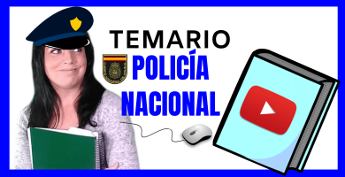 temario oposiciones policia nacional escala basica