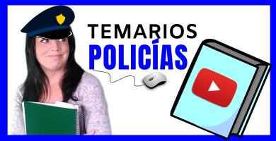 estudiar oposiciones policia
