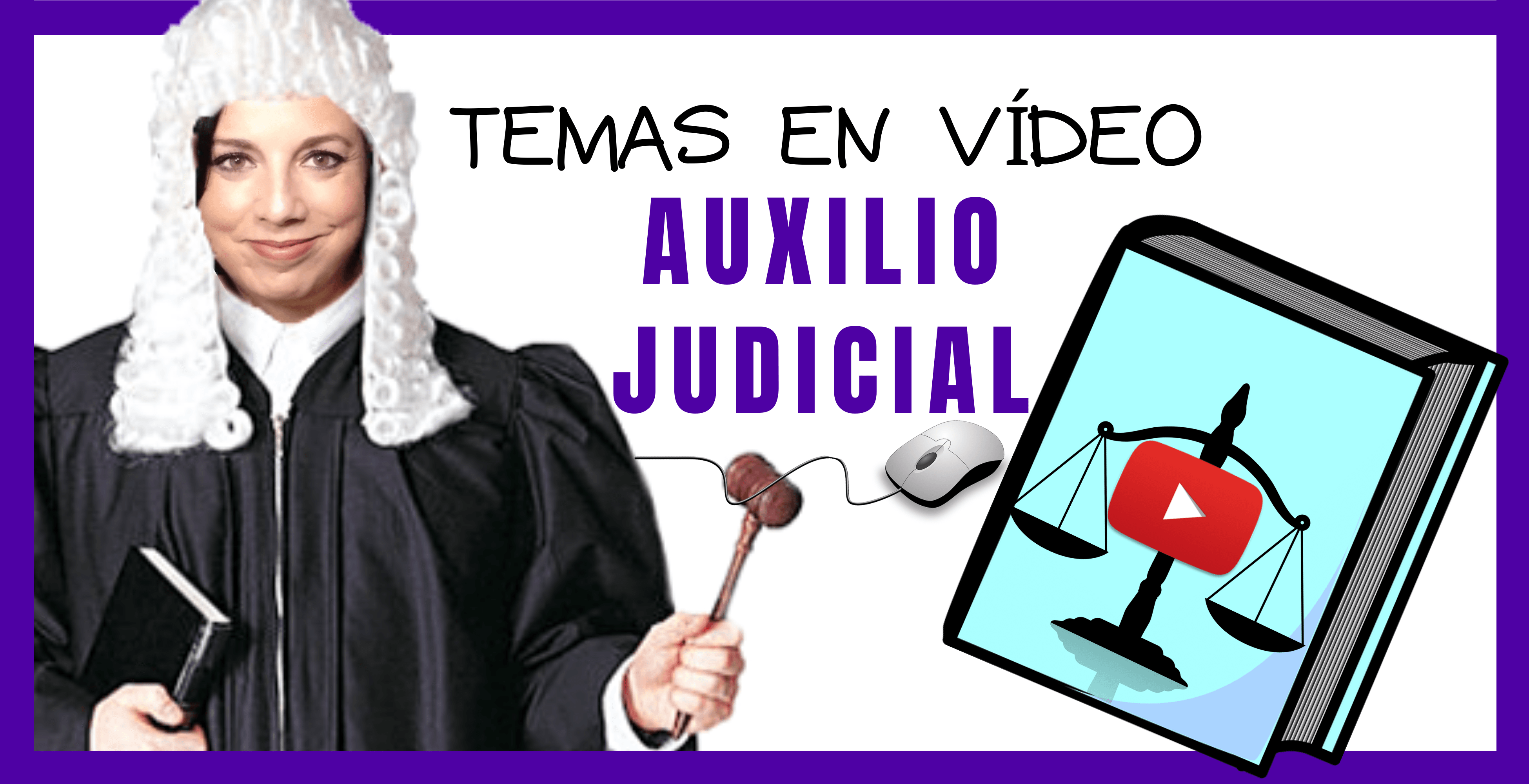 tema auxilio judicial