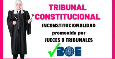 tribunal constitucional españa