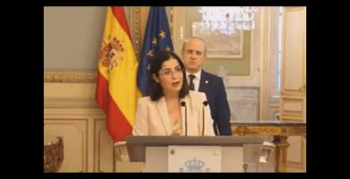 Carolina Darias ministra de funcion publica