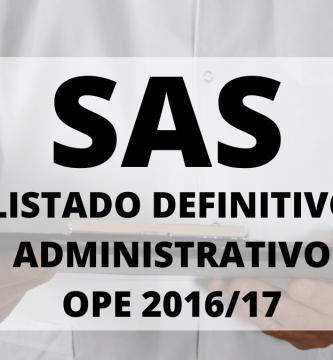 administrativo de centro de salud