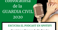 noticias oposiciones guardia civil 2020