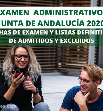 opositoras auxiliar administrativo junta de andalucia