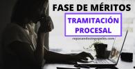 fase de concurso tramitacion procesal 2020