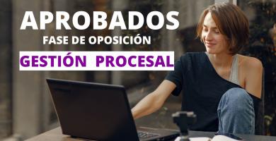oposiciones gestion procesal