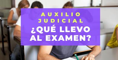 examen auxilio judicial 2021