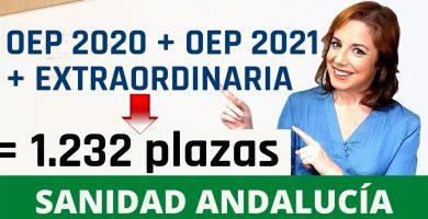 oferta de empleo publico 2021 andalucia salud