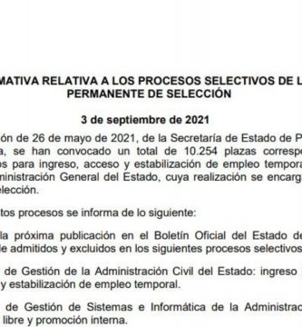 nota inap auxiliar administrativo del estado